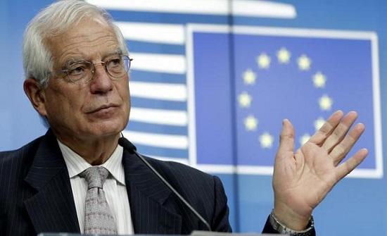 """الاتحاد الاوروبي :"""" تأجيل الانتخابات الفلسطينية أمر مخيب للأمال بشدة """""""