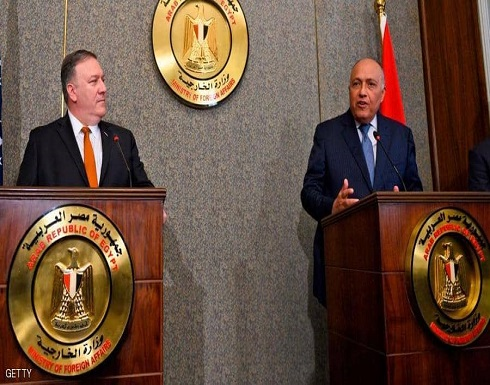 سد النهضة وأزمة ليبيا على رأس محادثات مصرية أميركية