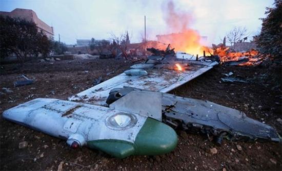 موسكو: مصرع شخصين بتحطم طائرة