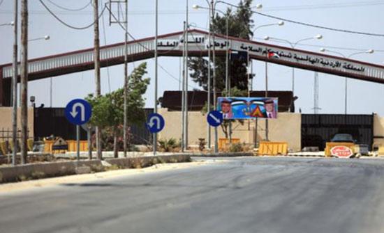 حماد : اغلاق حدود جابر لأسبوع