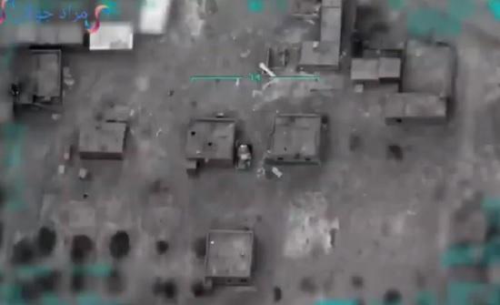 فيديو : شاهد كيف ثأر الجيش التركي من ميليشيات الاسد