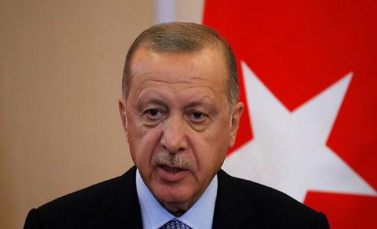 أردوغان: أبرمنا مع بوتين تفاهما تاريخيا حول سوريا