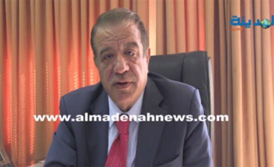"""الدغمي يطالب باحالة ملف """"امونايت"""" الى مكافحة الفساد"""
