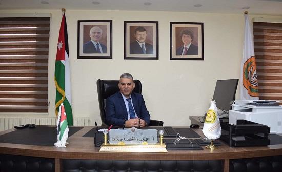 رئيس جامعة إربد الأهلية يوجه كلمة إلى أسرة الجامعة