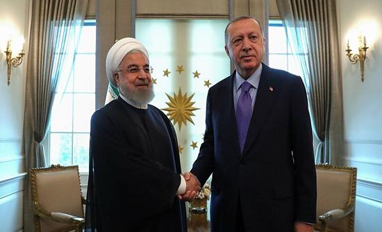 روحاني وأردوغان يبحثان الاتفاق النووي واستراتيجية إيران تجاه الإدارة الأمريكية الجديدة