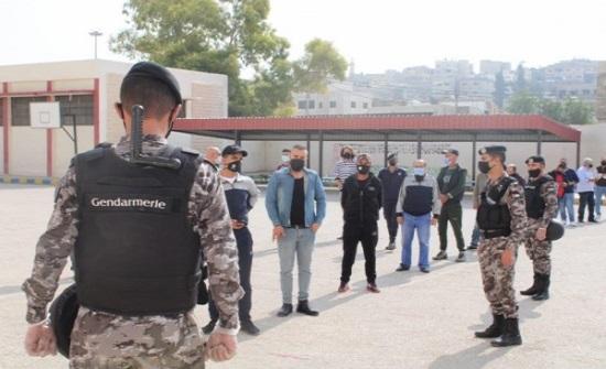 المومني ينفي مشاركة عسكريين بالاقتراع