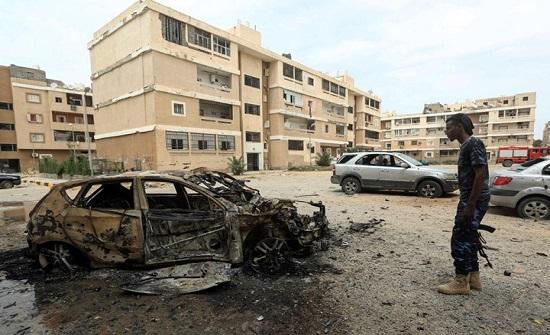 """هذا ما خلفه حفتر وراءه في المناطق التي استعادتها """"الوفاق"""""""