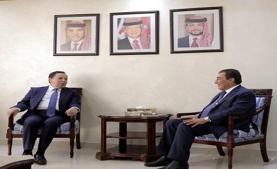 الطراونة ووزير خارجية تونس يؤكدان أولوية صدارة القضية الفلسطينية على أجندة القرار العربي
