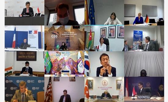 الاردن يشارك بالاجتماع الوزاري لمجموعة العشرين لانعاش السياحة