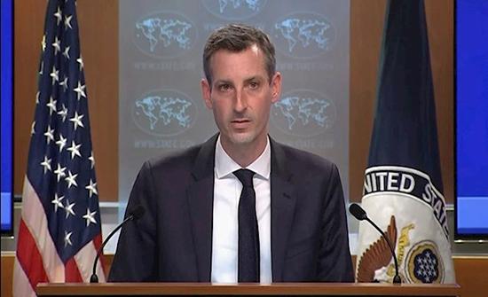 واشنطن تقبل دعوة أوروبية لإجراء محادثات مع إيران