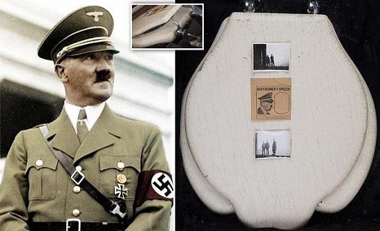 بمبلغ خرافي.. بيع مقعد مرحاض هتلر في مزاد