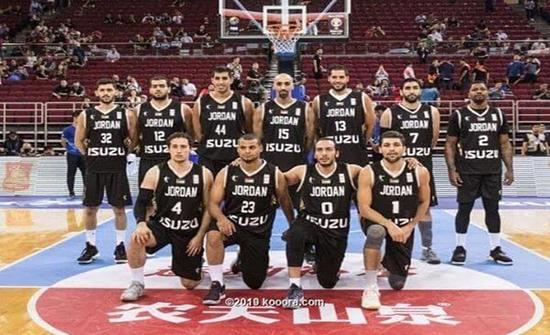 الأردن وألمانيا يتطلعان لتضميد الجراح في مونديال السلة