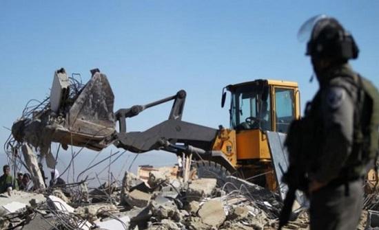 الاحتلال يخطر بهدم 6 منازل في كوبر شمال رام الله