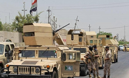 مقتل 4 عراقيين بينهم ضابط كبير بهجوم إرهابي
