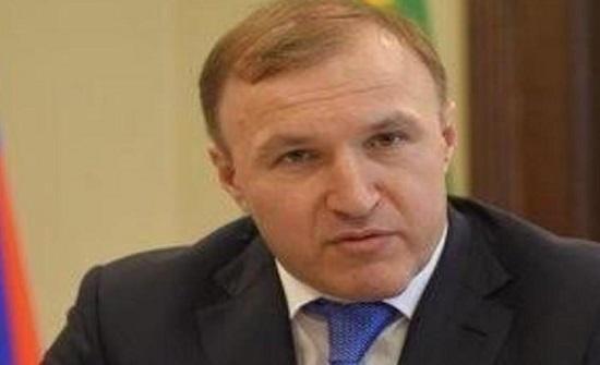 كومبيلوف : زيارتي للأردن تبحث علاقات التعاون وتعزيز الشراكة