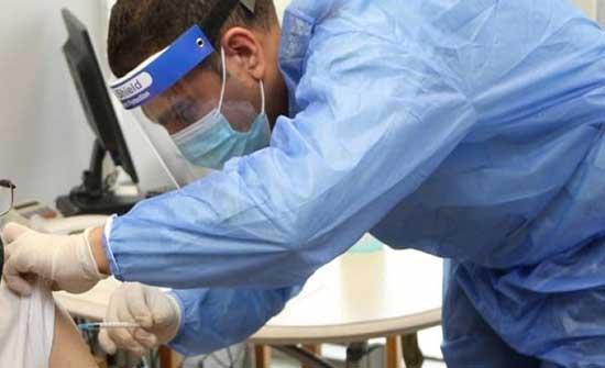 8332 من الكوادر الطبية تلقوا الجرعة الأولى من لقاح كورونا