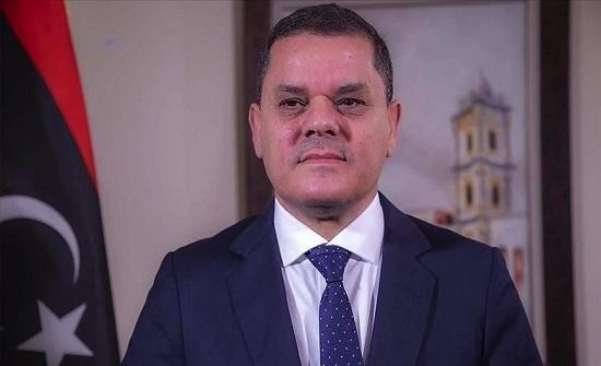 """ليبيا.. الدبيبة يتفقد """"دمار حفتر"""" جنوبي طرابلس"""