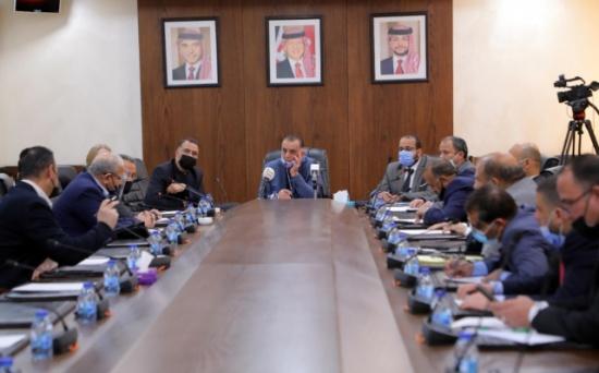 فلسطين النيابية تثمن مواقف الملك تجاه القضية الفلسطينية