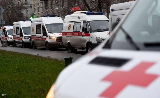 أرقام كورونا تثير الهلع في روسيا ونصف الإصابات في موسكو