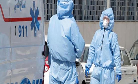 تسجيل 35 وفاة و 1556اصابة بفيروس كورونا