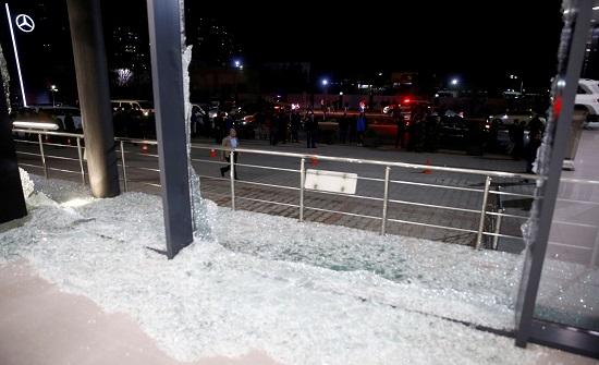 هجوم بطائرة مسيّرة على القوات الأميركية في مطار أربيل