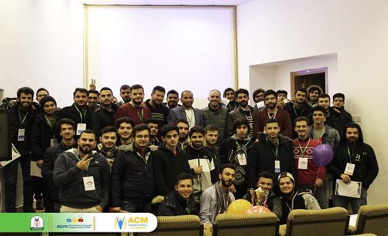 تكنولوجيا المعلومات في اليرموك تنظم مسابقة البرمجة YUCPC 2020