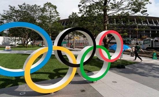 افتتاح القرية الأولمبية الخاصة بأولمبياد طوكيو