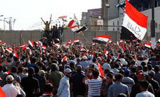 بالفيديو : العراقيون في الشوارع مجددا وشلل كبير يصيب المدارس