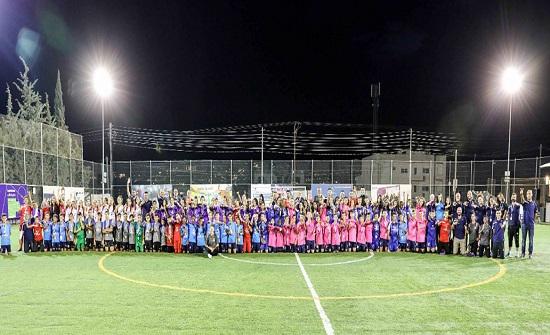 اختتام أول بطولة إقليمية لكرة القدم