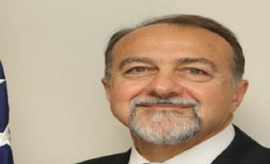السفير الاميركي الجديد يصل الى عمان