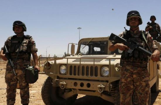 القوات المسلحة تحبط محاولة تهريب حبوب مخدرة
