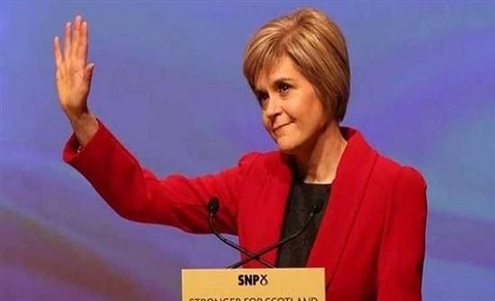 رئيسة وزراء اسكتلندا تدعو لاستفتاء ثانٍ للانفصال عن المملكة المتحدة