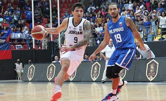 منتخب السلة الى نهائي بطولة الملك عبدالله الدولية