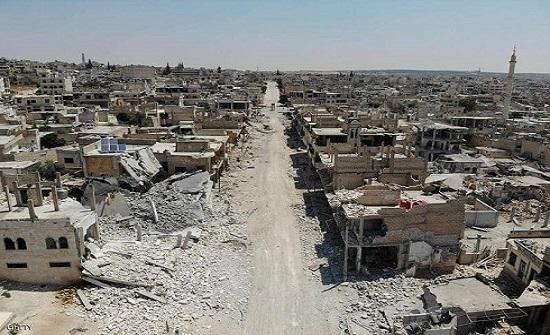 الجيش السوري يتقدم نحو معقل استراتيجي للمعارضة في إدلب