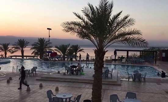 اغلاق شاطئ عمان السياحي لاجراء الصيانة