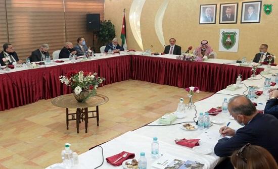 السفير السعودي  :  الأردن سيكون محطَ أنظار العالم قريباً