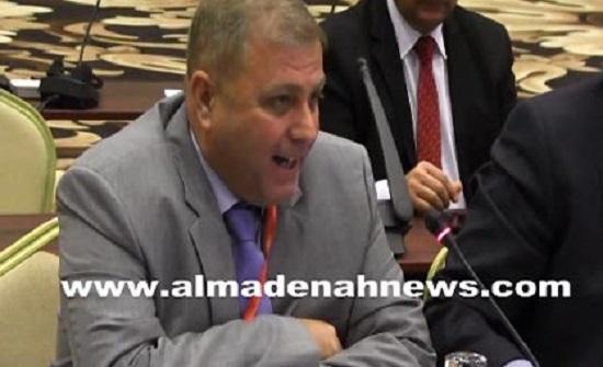 خميس عطية يدعو النواب الإثنين لمناقشة إضراب المعلمين