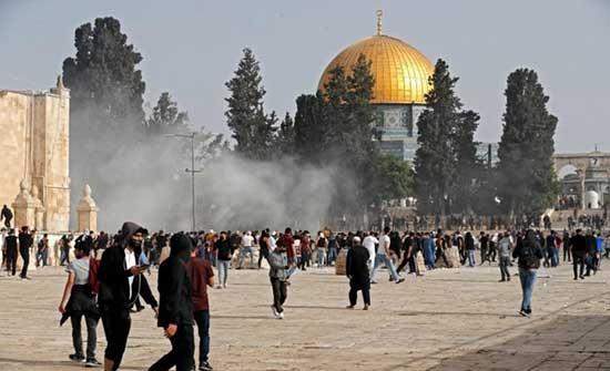 الصين تدعو اسرائيل لوقف العنف والتهديدات ضد المصلين