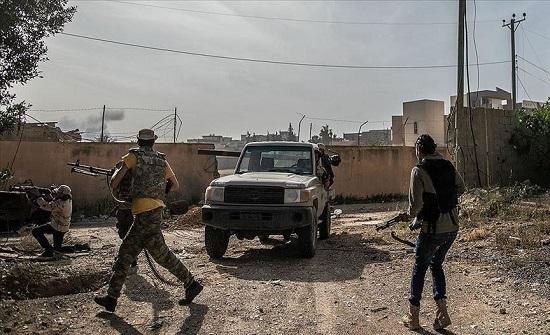 الجيش الليبي يعلن تدمير منظومة دفاع جوي روسية