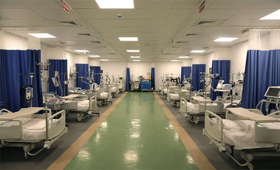 الربابعة : توفر 56% من الكوادر المطلوبة لتشغيل مستشفى عمان الميداني