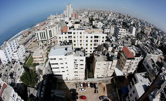 عدد سكان قطاع غزة يصل إلى 254ر2 مليون نسمة