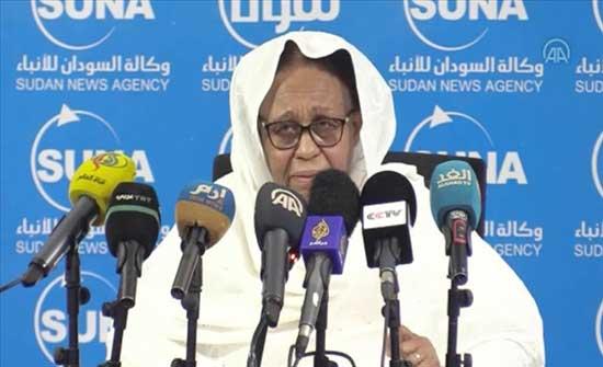 السودان.. استقالة عضوة من مجلس السيادة