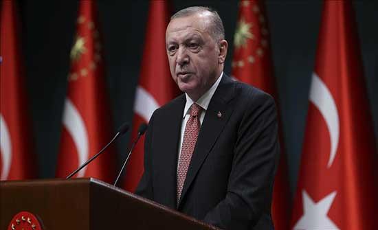 أردوغان عن لقاء بايدن: أنقرة تفتتح حقبة جديدة إيجابية مع واشنطن