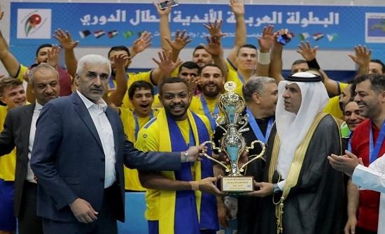 وزير الشباب العراقي يشيد بالعلاقات الرياضية والشبابية مع الاردن