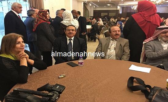 بالصور  : حزب الحياة يعقد مؤتمره السابع في مجمع النقابات المهنية