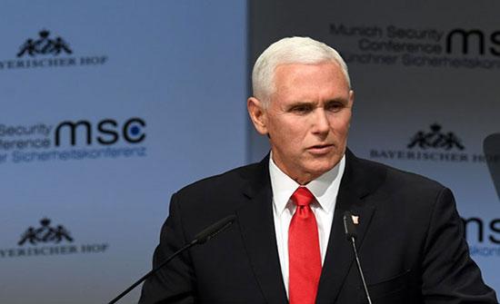 تحقيق يإقامة نائب الرئيس الأمريكي بفندق تابع لترامب بإيرلندا
