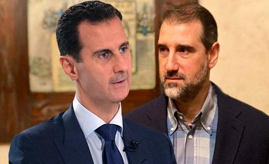 من هم الرجال الذين هدد بهم رامي مخلوف نظام الأسد؟