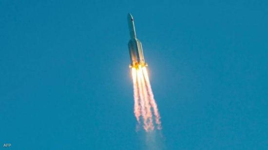 الصاروخ الصيني يمر للمرة الرابعة فوق الأجواء التونسية