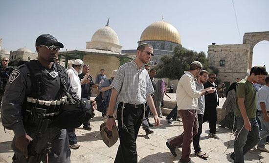 22 اقتحاما إسرائيليا للأقصى الشهر الماضي
