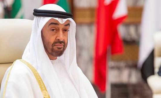 ولي عهد أبو ظبي يؤكد على العمق العربي الإستراتيجي للعراق